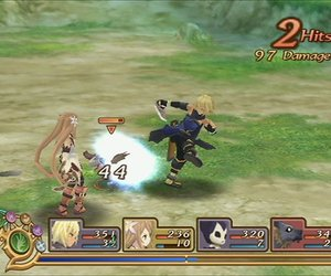 Tales of Symphonia: Dawn of the New World Videos