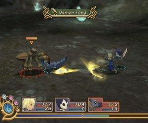 Tales of Symphonia: Dawn of the New World Screenshots