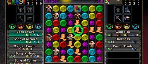 Puzzle Quest: Challenge of the Warlords News