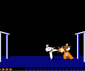Karateka Screenshots