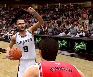 NBA Live 09 Screenshots
