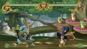 Battle Fantasia Screenshot from Shacknews