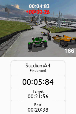TrackMania DS Files