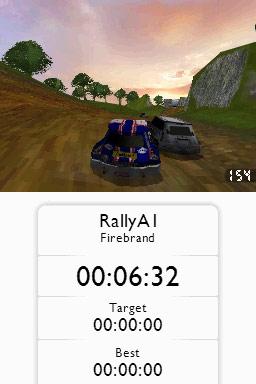 TrackMania DS Screenshots