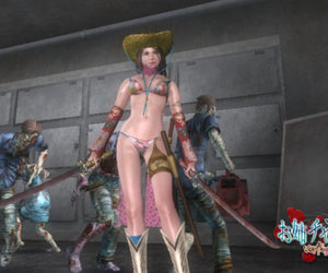 Onechanbara: Bikini Samurai Squad Files