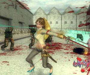 Onechanbara: Bikini Samurai Squad Screenshots