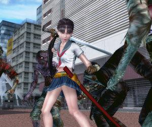 Onechanbara: Bikini Samurai Squad Files