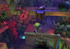 Mushroom Men: Spore Wars Screenshot from Shacknews