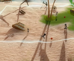 Pirates vs. Ninjas Dodgeball Files