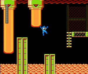 Mega Man 9 Chat