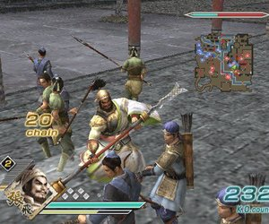 Dynasty Warriors 6 Screenshots