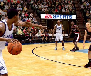 NBA Live 09 Screenshots