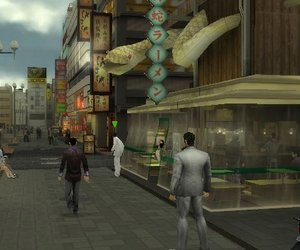 Yakuza 2 Screenshots