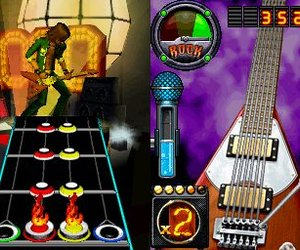 Guitar Hero: On Tour Decades Screenshots