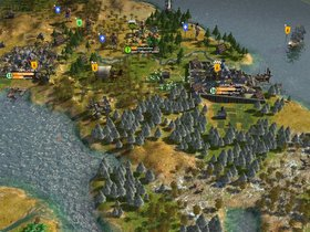 Civilization IV: Colonization Screenshot from Shacknews
