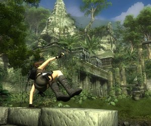 Tomb Raider: Underworld Chat