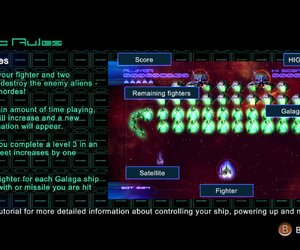 Galaga Legions Videos