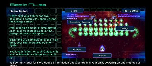 Galaga Legions News