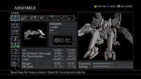 Armored Core: For Answer Screenshot from Shacknews