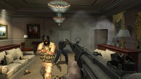 Bond 007: Quantum of Solace Screenshot from Shacknews
