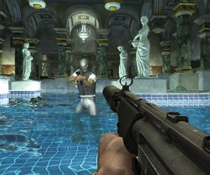 Quantum of Solace Screenshots