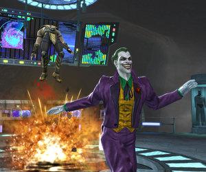 Mortal Kombat vs. DC Universe Files