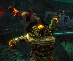 Hellboy: The Science of Evil Screenshots