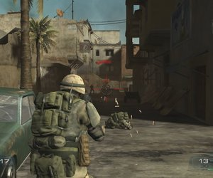 SOCOM: U.S. Navy SEALs Confrontation Screenshots
