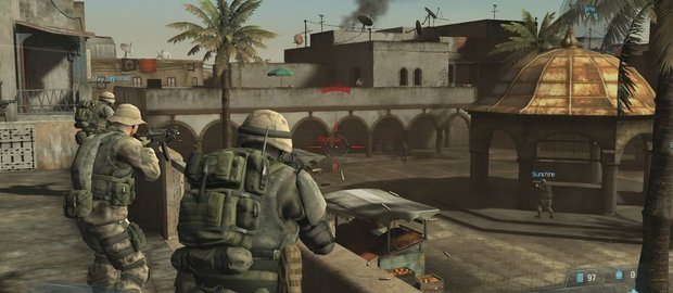 SOCOM: U.S. Navy SEALs Confrontation News