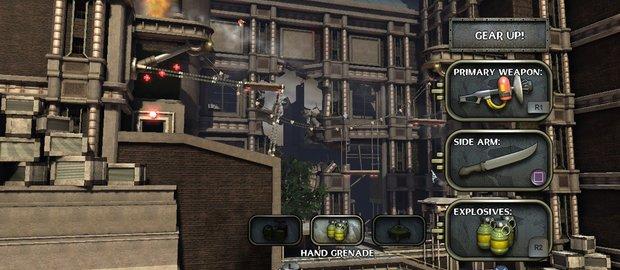 Crash Commando News