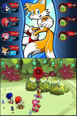 Sonic Chronicles: The Dark Brotherhood Files