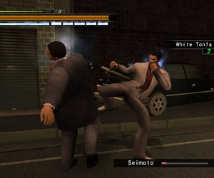 Yakuza 2 Screenshots