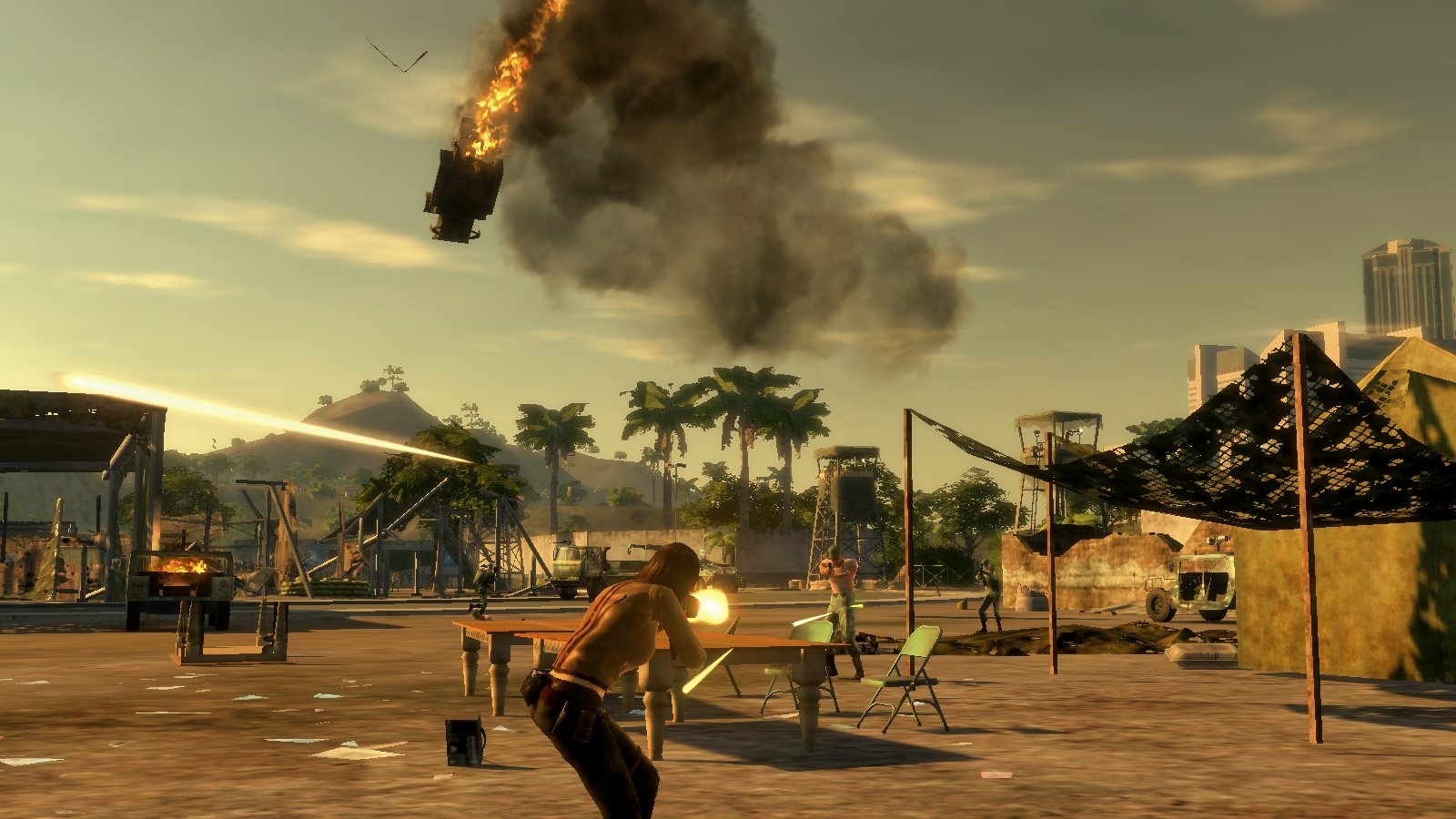Mercenaries 2 world in flames screenshots video game news videos go full size 1600x900 altavistaventures