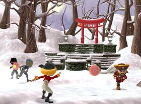 Pirates vs. Ninjas Dodgeball Screenshot from Shacknews