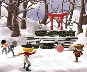 Pirates vs. Ninjas Dodgeball Chat