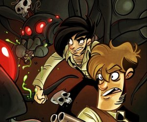 Penny Arcade Adventures: On the Rain-Slick Precipice of Darkness, Ep. 2 Videos