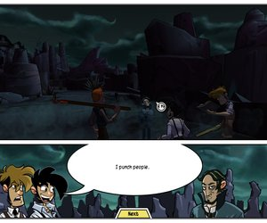 Penny Arcade Adventures: On the Rain-Slick Precipice of Darkness, Ep. 2 Screenshots