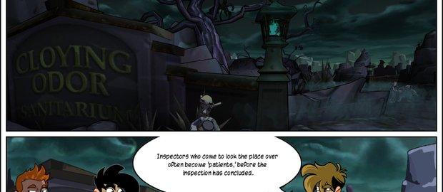 Penny Arcade Adventures: On the Rain-Slick Precipice of Darkness, Ep. 2 News