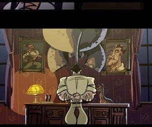 Penny Arcade Adventures: On the Rain-Slick Precipice of Darkness, Ep. 2 Files