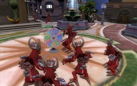 SPORE Screenshot from Shacknews
