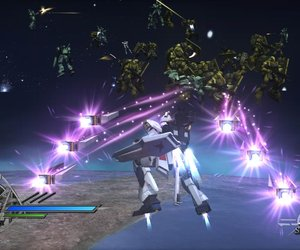 Dynasty Warriors: Gundam 2 Files