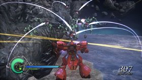 Dynasty Warriors: Gundam 2 Screenshot from Shacknews
