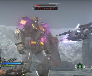 Dynasty Warriors: Gundam 2 Screenshots