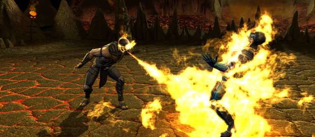 Mortal Kombat vs. DC Universe News