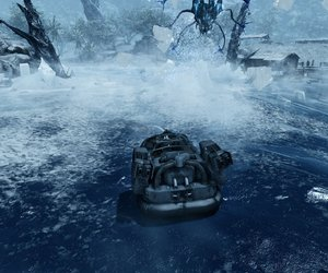 Crysis Warhead Screenshots