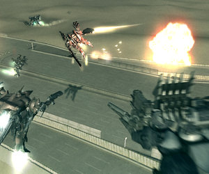 Armored Core: For Answer Chat