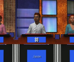 JEOPARDY! Screenshots