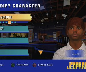 JEOPARDY! Chat