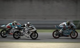 Moto GP 08 Screenshot from Shacknews