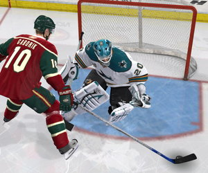 NHL 09 Screenshots